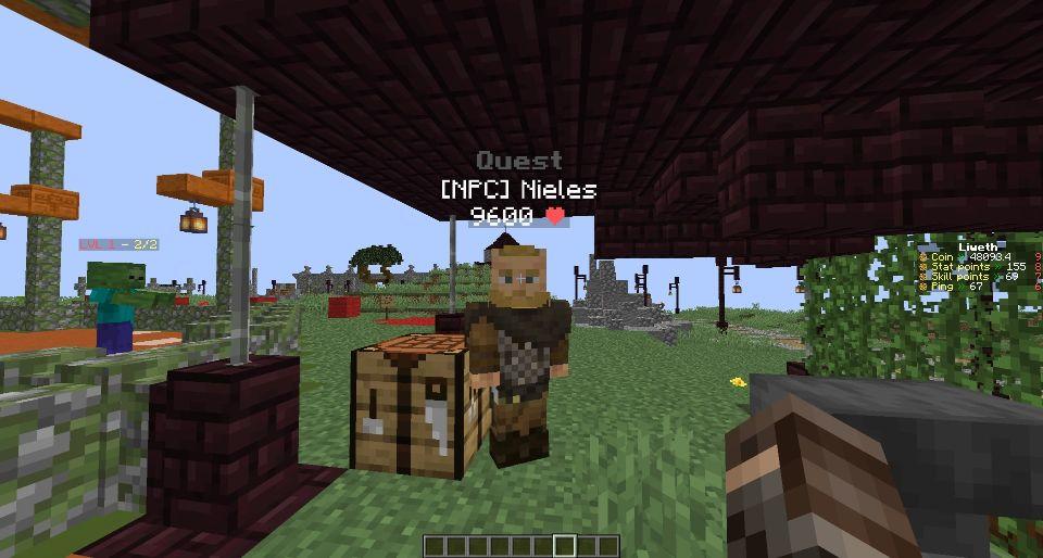 Nieles (thief bunny quest)